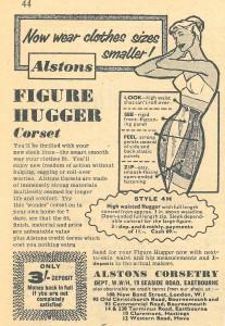 Alstons 'Figure Hugger'