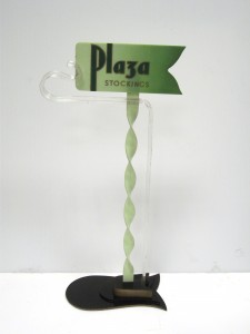 Plaza Stocking Holder from the Cragside Co-op